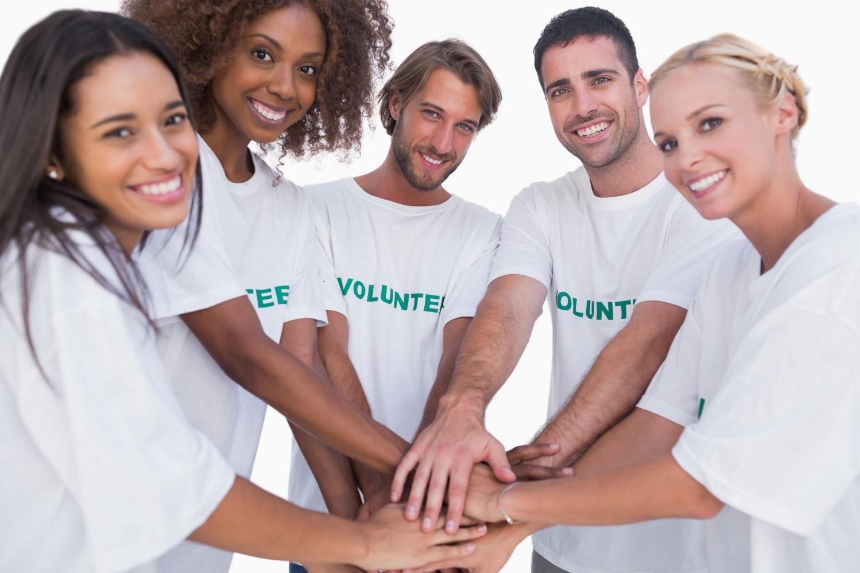 Non-profit team